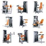 Enrollamiento asentado máquina integrada del bíceps de la gimnasia del amaestrador de la gimnasia (XH12)