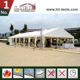党、イベント、会議および教会のための12m使用された玄関ひさしのテント