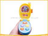 MusicおよびLightsの幼児Toys Mobile Phone