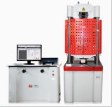 Equipo de prueba extensible hidráulico de la visualización de ordenador de Wew-600d