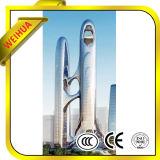 Facade inovativo Design e Engineering - Aluminium e Glass Curtain Wall