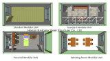 Maisons modulaires préfabriquées de récipient d'expédition de Chambre