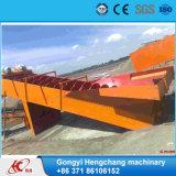 Fabrik-gute Qualitätsspirale-Sand-Waschmaschine