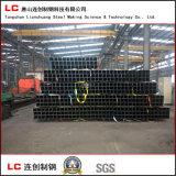 Q235B schwarzes Quadrat/rechteckiges Stahlrohr
