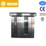 De commerciële Ss Roterende Oven van het Rek van het Baksel voor het Brood van het Baksel
