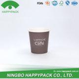 2016 nuevas tazas de papel con insignia modificada para requisitos particulares