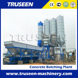 Planta de mistura concreta de Hzs75 75m3/H/planta de tratamento por lotes concreta para a venda