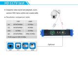 """Verificador Multi-Functional do CCTV da câmera do IP Sdi Tvi Cvi Ahd Onvif do profissional 7 de """" com ponto de entrada"""