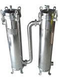 Cárteres del filtro paralelos de bolso del acero inoxidable