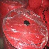 Плодоовощ батиста PP сетчатый упаковывая кладет ткань в мешки сетки
