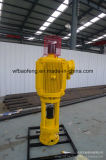 Dispositivo de conducción de tierra directo de la bomba bien de la bomba de tornillo del martillo del petróleo 40HP