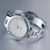 고품질 숙녀를 위한 방수 지능적인 합금 손목 시계