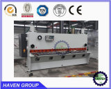 油圧Swing Beam Shearing Machine/CNC Cutting MachineかFabrication Plate Shearing Machine
