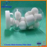 92%-99% bille en céramique d'écrasement d'alumine élevée de force
