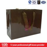 Caja de zapato hecha a mano de la cartulina del papel normal