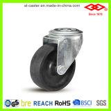 """5 """" regelten die Platten-Wärme, die widersteht industriellem Fußrollen-Rad (D102-63C125X35)"""