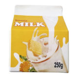 250ml Gable Top Box para Yogur