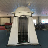 Maggiolinaale Segeltuch-kampierendes Zelt für Auto-Auto-Dach-Oberseite-Zelt