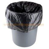 Изготовленный на заказ черные большие Recyclable пластичные мешки погани, низкая цена