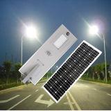Lampe solaire élevée de jardin de réverbère de la bonne qualité DEL de lumen des prix les plus inférieurs