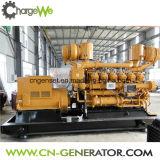 Generador del biogás de la central eléctrica del biogás del abono de la vaca calor y de la potencia combinada 500kw