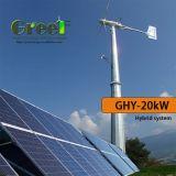 Heiße 20kw 150rpm horizontale Mittellinien-Wind-Turbine mit BV