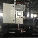 Fußboden-Heizungs-Luft-Wasser und Boden-Quellwärmepumpe