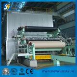 Het Document die van kraftpapier Machine en de Kleinschalige GolfInstallatie van het Recycling van het Document maken