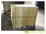 Duplexgrau-Rückseite des vorstand-300g mit Paket-Verpackung