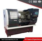 Máquina de pulido Wrm28h del CNC de la reparación del borde de la rueda de la aleación del coche del torno de la rueda