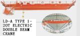 Elektrischer doppelter Träger-Kran (LD-A TYP - 1 - 20T)