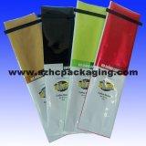 Seitliches Stützblech-verpackenbeutel