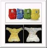 Produtos do tecido do bebê do Tecido-Vagabundo do bebê do fechamento de Velcro