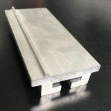L'extrusion en aluminium/a expulsé le profil en aluminium pour les pièces mécaniques