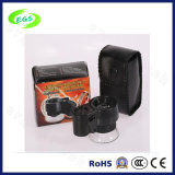 lente d'ingrandimento tenuta in mano portatile registrabile dei monili del fuoco 30X (EGS-13105)