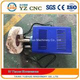 Machine de réparation de roues en alliage hydraulique électrique Machine de redressage d'arête