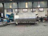 Chaqueta de la alta calidad que calienta el reactor químico del acero inoxidable