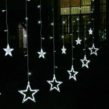 Света занавеса звезды безопасности СИД 12 свет большого Fairy для крытого украшения
