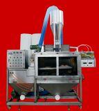 Máquina de flocagem para perfis de borracha / plástico / vedação