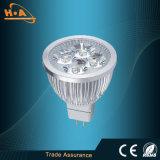 고성능 열은 대체한다 점화 LED 스포트라이트 램프 전구를 낭비한다