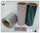 Cápsula H18 de la aleación 8011 que empaqueta en papel de aluminio