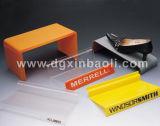 Stand de présentoir de chaussures d'acrylique pour des magasins de Specilality