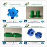 Piezas de aluminio anodizado CNC de mecanizado