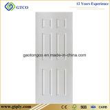porte moulée par Panel/HDF blanche de peau de porte de 3mm HDF