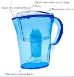 Nuevo purificador colorido de la jarra del filtro de agua