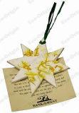 Cintas del conocimiento - ornamento amarillo