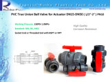 "Union PVC Ball Valve (DN15-DN100 (1/2 ""- 4""))"