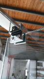 Tela de chuveiro simples 8mm de vidro Walk-in européia da venda superior Nano