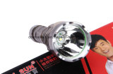 セリウム、RoHS、MSDS、ISO、SGSが付いている再充電可能なランプ