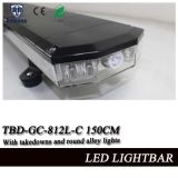큰 트럭 차량 경고등 바 (TBD-GC-812L-C 150CM)를 위한 59 인치 좁은 줄기 LED Lightbar
